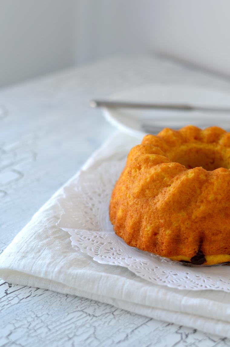 Bizcocho de mandarinas 1