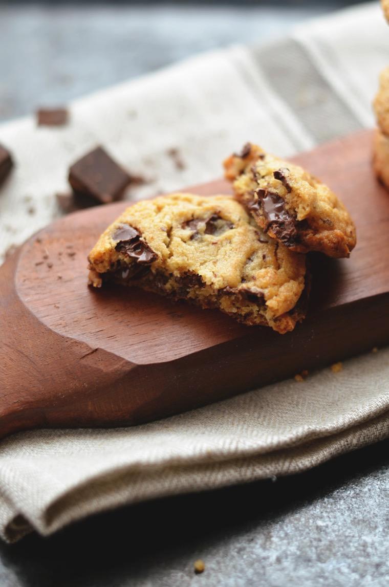 Chocolate chunk cookies 1