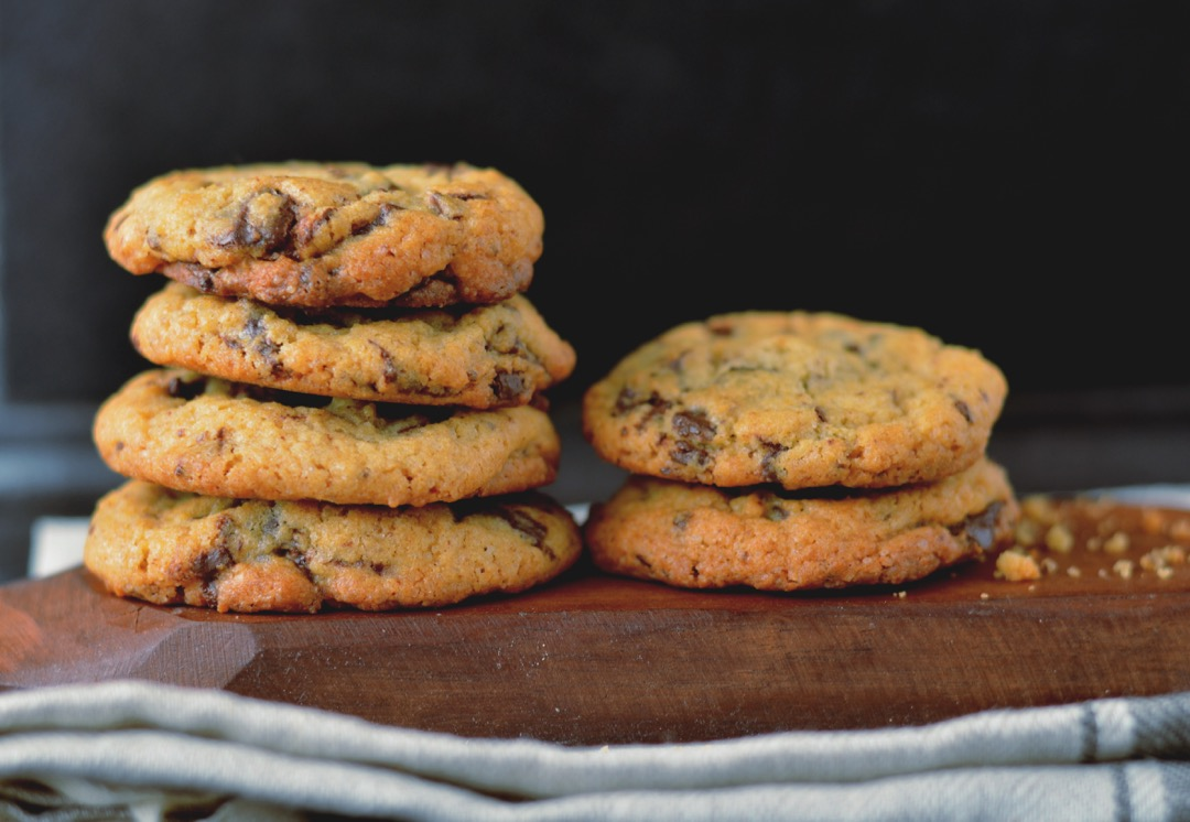 Chocolate chunk cookies 2
