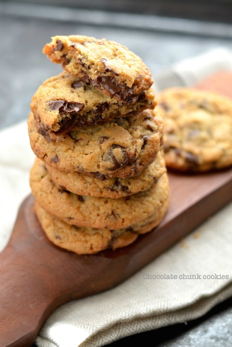 Chocolate chunk cookies 3 con texto