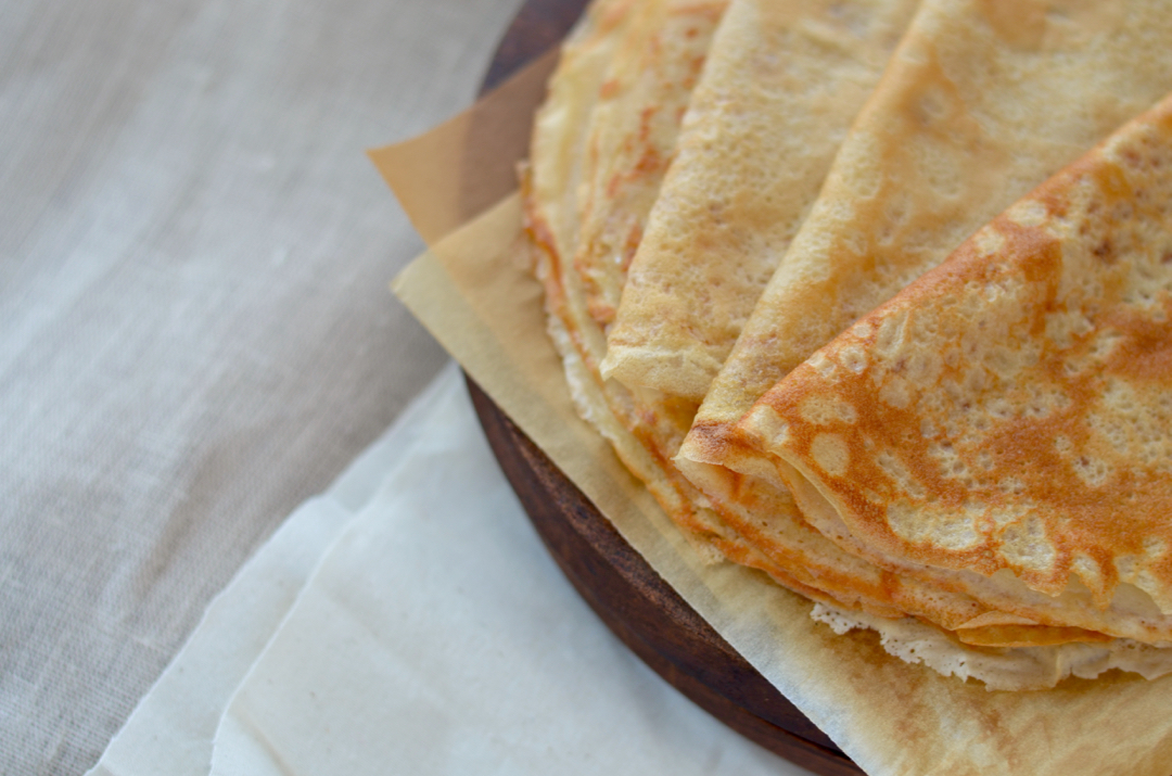 Crepes dulces destacada